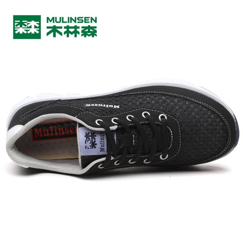 separation shoes 46508 77600 MULINSEN Hommes   Femmes Amant Respirer Chaussures Sport d été londres  confort de formation barefoot athletic Courir Sneaker 270026 dans Chaussures  de ...