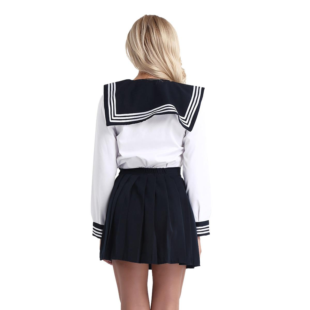 4556960f154 Long Grey School Skirts - raveitsafe