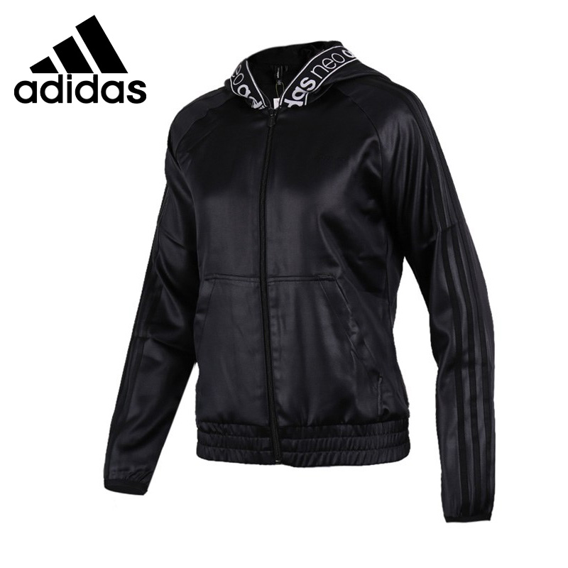 Original New Arrival 2018 Adidas Neo Label W CS X WB Women's jacket Hooded Sportswear original new arrival 2018 adidas neo label w cs zip hoodie women s jacket hooded sportswear