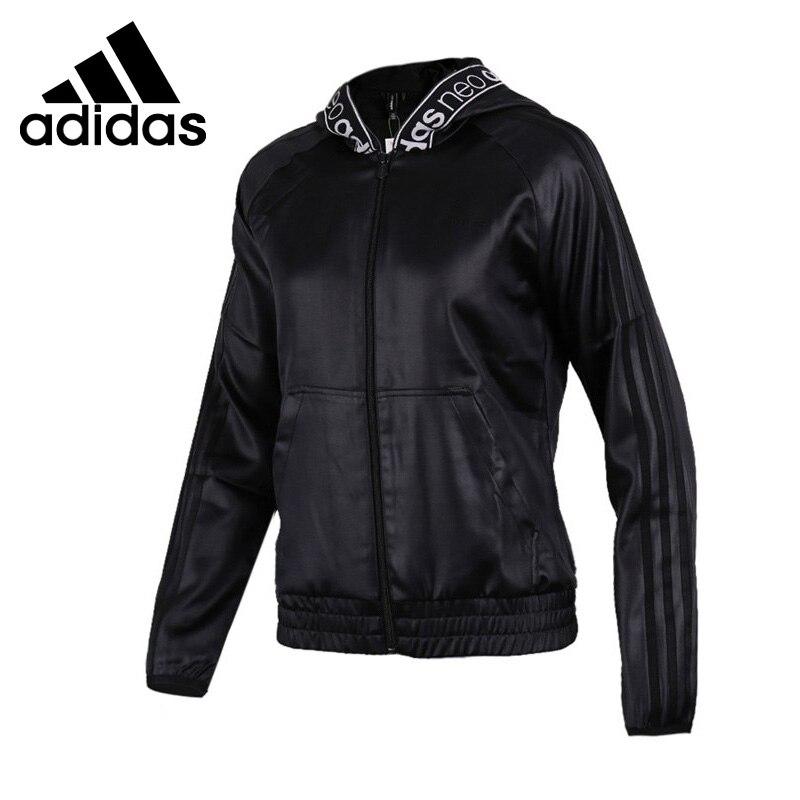 Original New Arrival  Adidas Neo Label W CS X WB Womens jacket Hooded SportswearOriginal New Arrival  Adidas Neo Label W CS X WB Womens jacket Hooded Sportswear