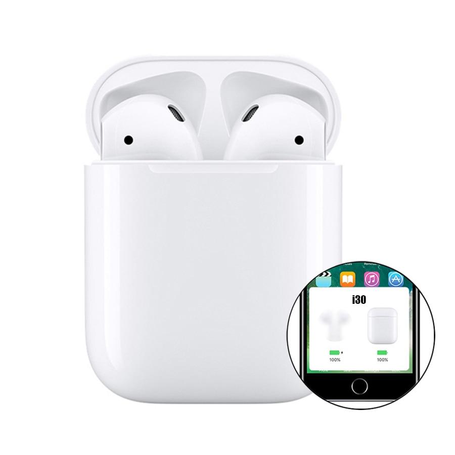 Original i30 tws Bluetooth Earphones Wireless Earphone Pop Up Touch Bluetooth Earbuds i30tws PK 1:1 Replica i20 tws i30 i12 i10Original i30 tws Bluetooth Earphones Wireless Earphone Pop Up Touch Bluetooth Earbuds i30tws PK 1:1 Replica i20 tws i30 i12 i10
