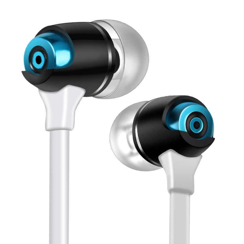 2 sztuk sylaba G02S 3.5mm gniazdo słuchawkowe zestaw słuchawkowy do telefonu komórkowego przewodowy zestaw słuchawkowy bez mikrofonu do G02S 2 sztuk