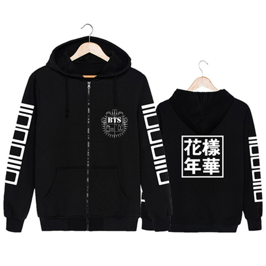 BTS Hoodies Women Sweatshirt Hoodie Harajuku Sudadera Mujer Friends Hoody Album Faith Hoodie BTS Christmas Korean Clothes Kpop
