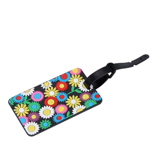 Travel Accessories Luggage Tag New Suitcase Luggage Tags ID Address Holder Silicone Identifier Label A0630 presidential nominee will address a gathering