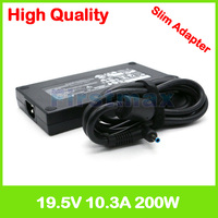 Slim 19.5V 10.3A 200W ac power adapter laptop charger For HP Omen 15 dc0500 15 dc0700 15 dc0800 15 dc0900 TPN CA03