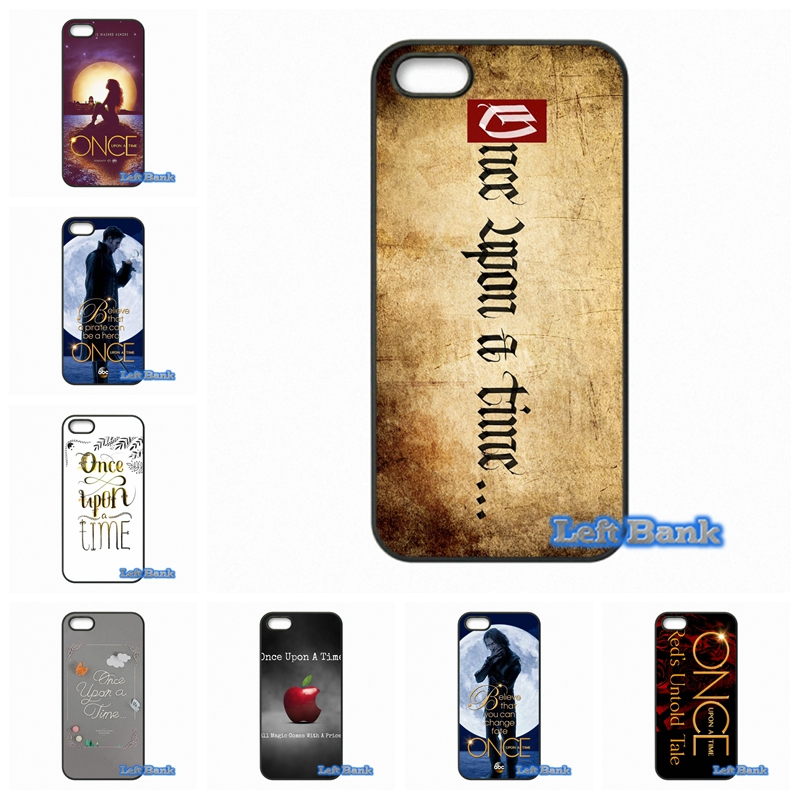 Coque Once Upon A Time Book Phone Cases Cover For Blackberry Z10 Q10 HTC Desire 816