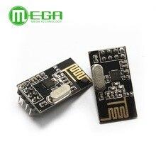 100 sztuk NRF24L01 + moduł bezprzewodowy 2.4G bezprzewodowy moduł komunikacyjny moduł aktualizacji