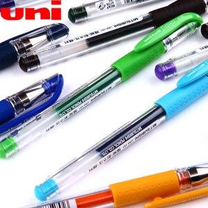 Image 4 - 12 ชิ้น/ล็อตMitsubishi Uni Um 151 Ball Signoเจลหมึกปากกาปากกา 0.38 มม.20 สีเลือกเขียนอุปกรณ์ขายส่ง