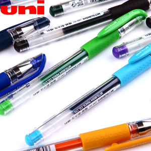 Image 4 - Mitsubishi Uni stylo dencre Gel Um 151 mm, 12 pièces/lot, 20 couleurs à choisir, fournitures décriture, vente en gros