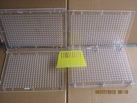 Promo Máquina de llenado manual de cápsulas de 400 cavidades, relleno de cápsulas sin herramienta de manipulación, puede personalizar para 000 #00 #0 #1 #2 #3 #4 #5 # tamaño