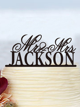 Wedding Decoration Wedding Cakes Toppers Letter Wedding Cake Toppers Custom Wedding Cake Toppers Personalised Cake Toppers