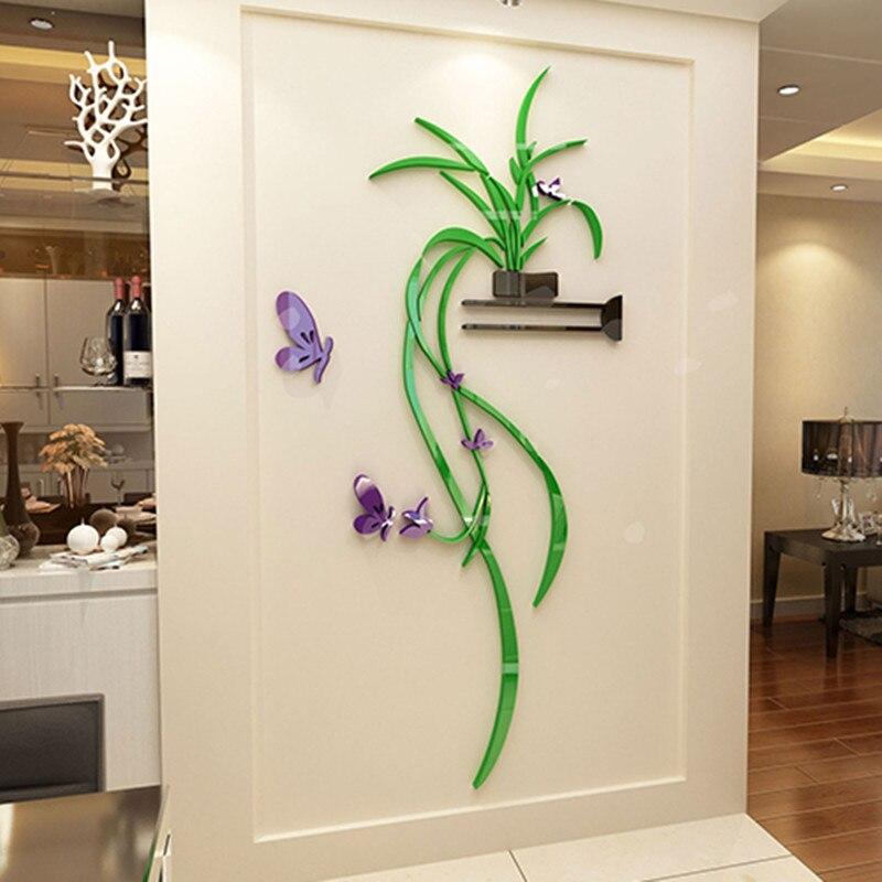 Moderno e minimalista personalità creativa in rilievo Europeo orologio da parete casa soggiorno camera da letto di clock orologio della decorazione - 2