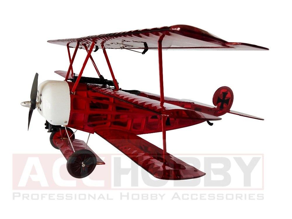 Versión final PNP Balsawood Modelo de avión Laser Cut Electric - Juguetes con control remoto - foto 3