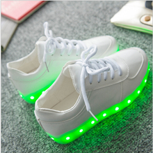 Luminous LED Shoes For Boys Girls
