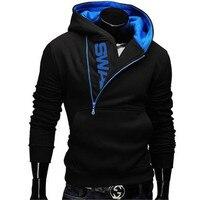 2017 Boas Vendas Famosa Marca Camisola Do Hoodie Masculino Zipper Jaqueta Com Capuz Casuais Sportswear Moleton Masculino Assassins Creed