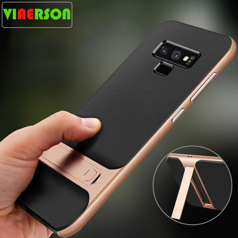 Note 9 Cover For Samsung Galaxy Note 9 Case Luxury TPU Silicon Hybrid + PC Stand Phone Covers For Samsung Note 9 Note9 Cases