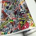 Bomb виниловая наклейка на автомобиль DIY граффити наклейка Bomb wrap стикер для автомобиля s аксессуары для мотоциклов наклейки для автомобиля Стайлинг автомобиля - фото