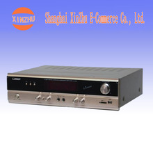 AV623 HiFIifever household power amplifier inserted U disk memory card with display screen