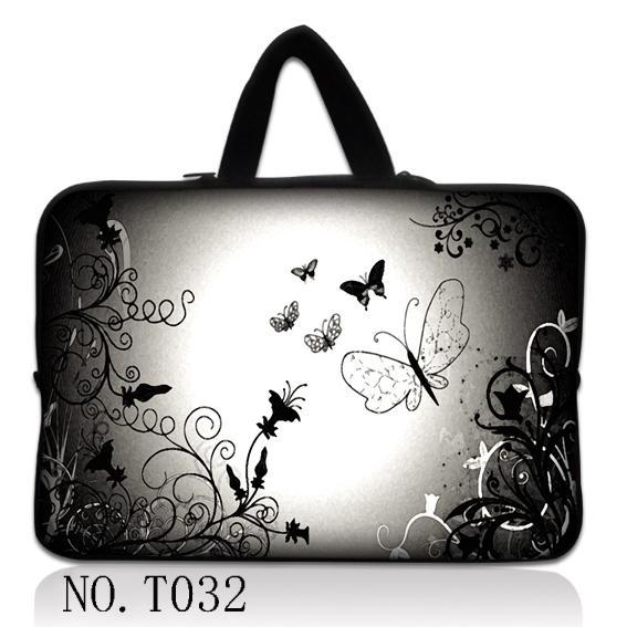 Aspiring Butterfly 7 10 12 13 15 Sleeve Case Carry Handbag For Laptop Tablets Pc Notebook Soft Cover 13.3'' 15.6 Computer Bag Netbook To Invigorate Health Effectively