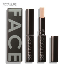 Rosalind Pro Perfect Concealer Stick Face Primer Base Sticker Foundation Makeup Studio Fix Foundation Brand FOCALLURE