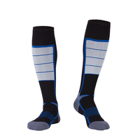 5Pairs Lot Men Crew Socks Men Winter Patchwork In Tube Socks Top Quality Compression Socks For