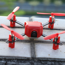 LT105Pro Mini RC FPV Racing Quadcopter Drone SP F3 Brushed Flight Control 5.8G 600TVL Camera ARF/RTF BNF Kit
