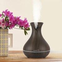 Easehold difusor de óleo essencial umidificador ar aroma lâmpada aromaterapia elétrica ultra sônica aroma difusor névoa maker para escritório