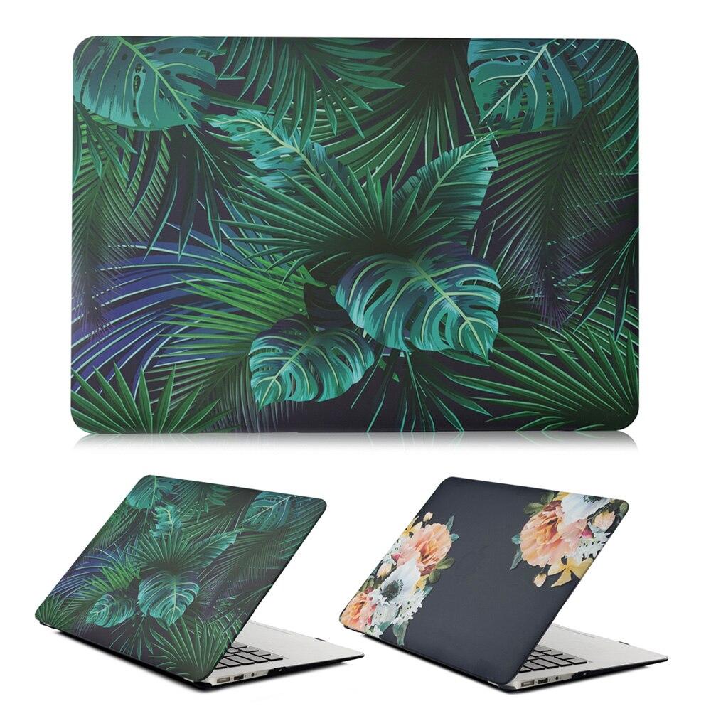 Bastante nuevo caso para APPle MacBook Air Pro Retina, 11 12 13 13,3 15 pulgadas con Touch Bar + la cubierta del teclado
