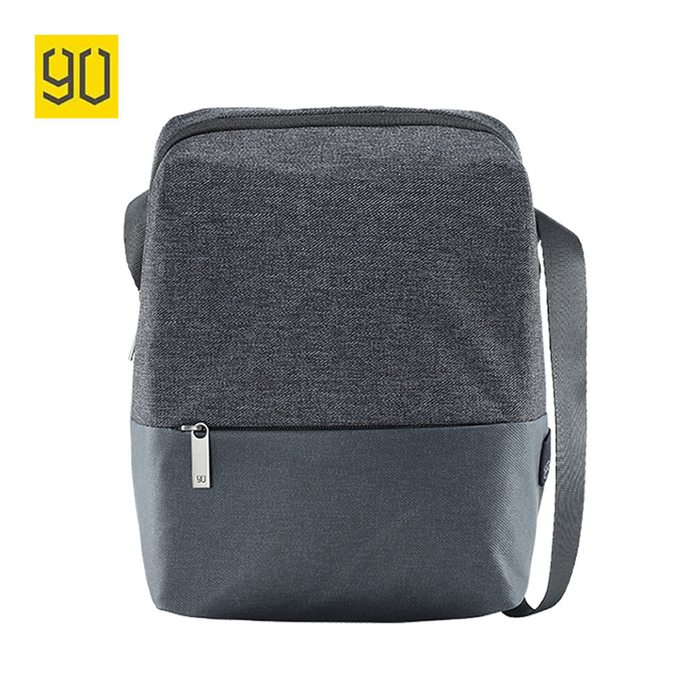 813318bc720 Xiaomi 90FUN City Simple Travel Crossbody Bags Canvas Men Shoulder Bags  Waterproof Tablet PC Pack For 7 Inch Business Briefcase
