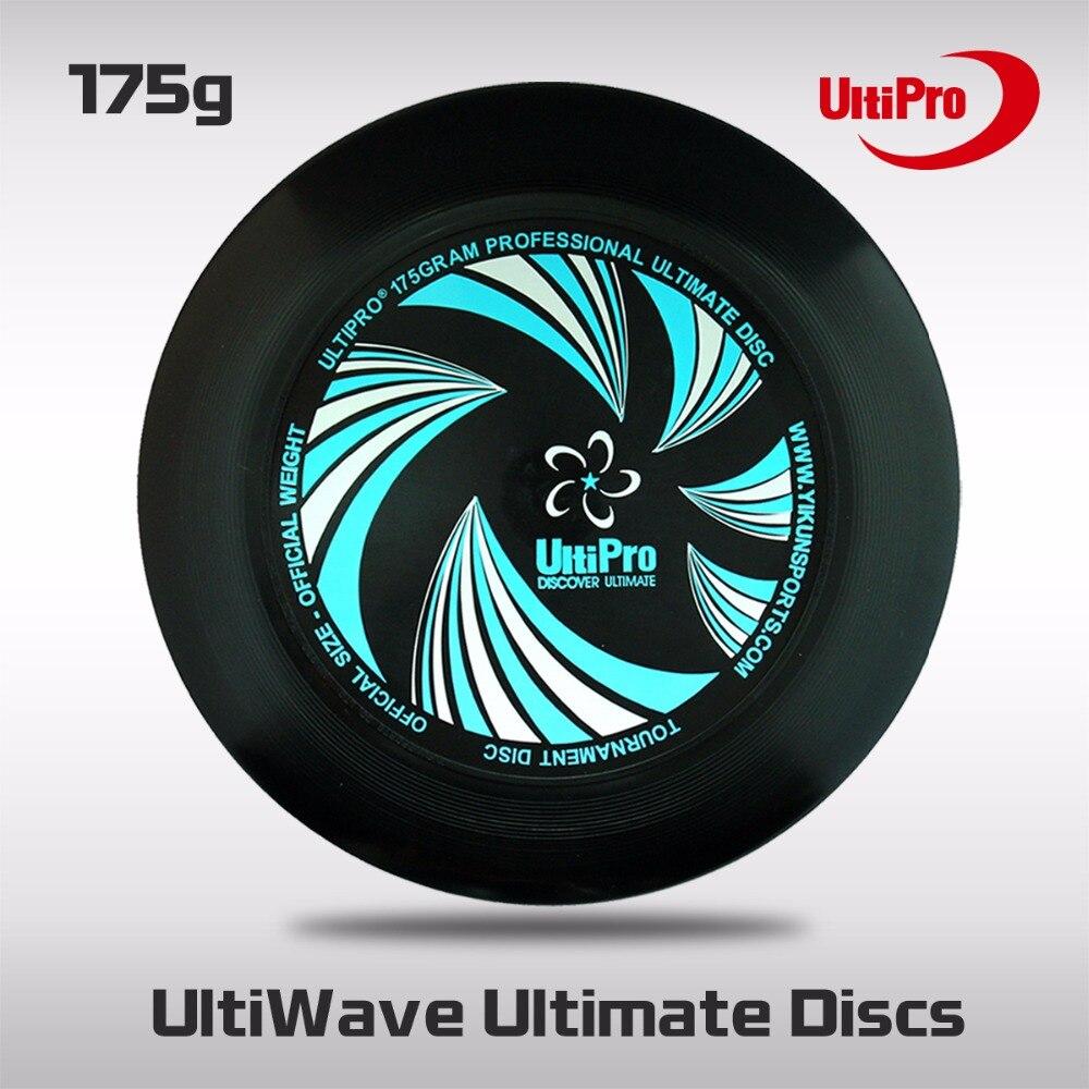 WFDF Approved 175g Professional Flying Disc UltiPro UltiWave Ultimate Disc все цены