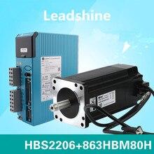 Thanksgiving Day Engraving machine hybrid servo driver HBS2206+863 hbm80h stepper motor drives