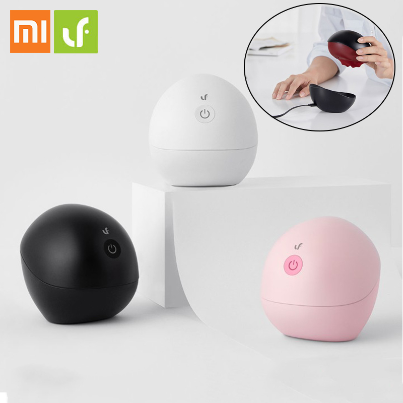 2019 Xiaomi LF Electric Massager Egg shape Mini Portable 5V Cordless Wireless 38dB Low Noise ABS Material anti-slipping massager