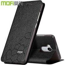 Xiomi Xiaomi Redmi 4 премьер-чехол xiomi Redmi 4 Премьер кожаный чехол флип черный Redmi 4 Pro чехол силиконовый для Mofi original