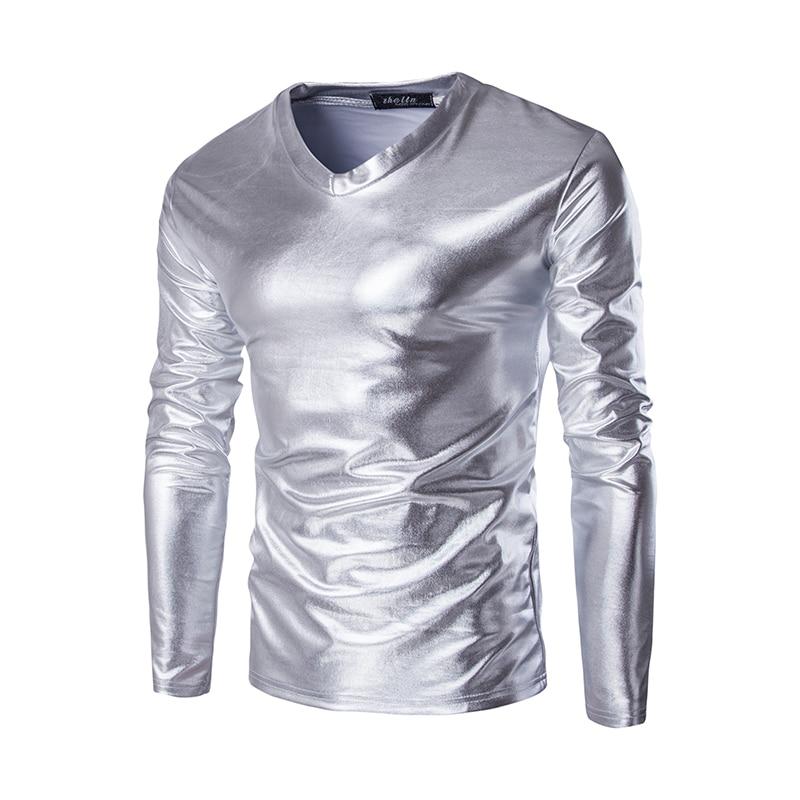 Buy Night Club Men 39 S Elastic T Shirts