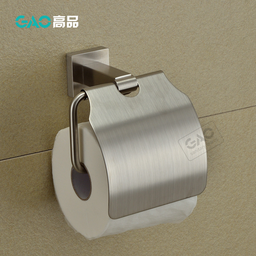Free shipping toilet paper holder roll holder tissue holder stainless steel 304 bathroom - Tissue holder bathroom ...