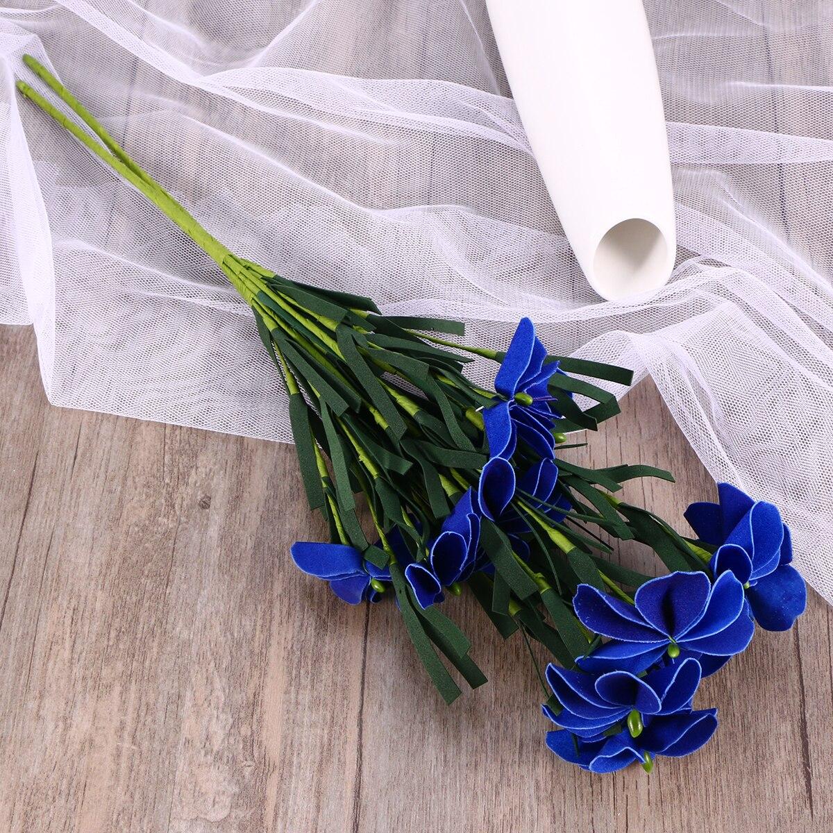 Aliexpress Buy 2pcs Artificial Flowers Fake Plastic Simulation