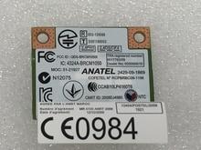 SSEA Großhandel NEUE für BroadCom BCM94313 hälfte Mini-pci-e 802.11b/g/n Wireless karte für Lenovo Z380 Z580 Z485 Z585 G480