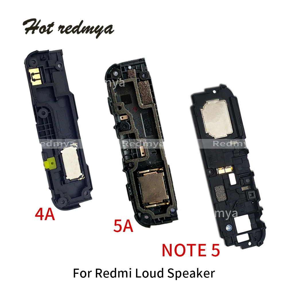 Altavoz Speaker Replacement For Xiaomi Redmi 4A 5A Lound Speaker For Xiaomi Phone Redmi Note 5 5a Buzzer Board Spare Parts