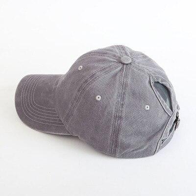 Новая женская летняя бейсбольная бейсболка кепка с сеткой уличный спортивный головной убор модные бейсболки - Цвет: Серый