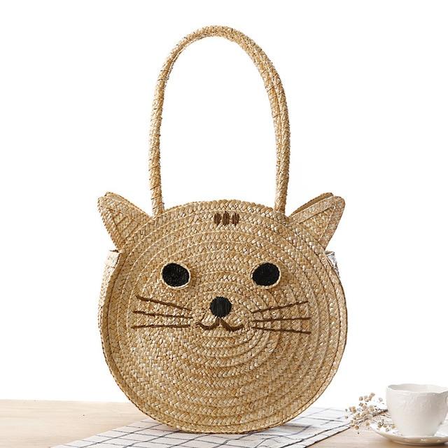 Veevanv 2016 Diseño Dulce Bolso Encantador Lindo Del Gato Del Gatito ...