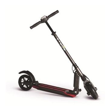 De nuevo verelectric scooter 500W etwow trottinette e twow s2 de color plegable mini inteligente para adultos