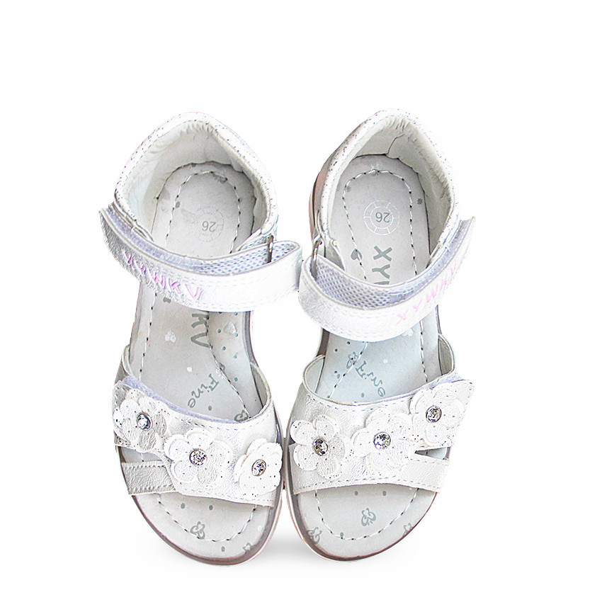 Free Shipping 1pair Orthopedic Arch Support Sandals, Kids Fashion Children Shoes