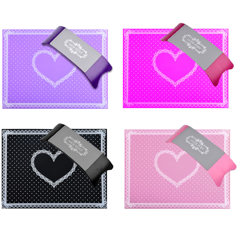 Beauty & Health Silicone Hand Rest Cushion Nails Pillow Wrist Pad Nail Art Arm Rest Manicure Hand Holder Washable Mat Pad Nail Decoration Tools