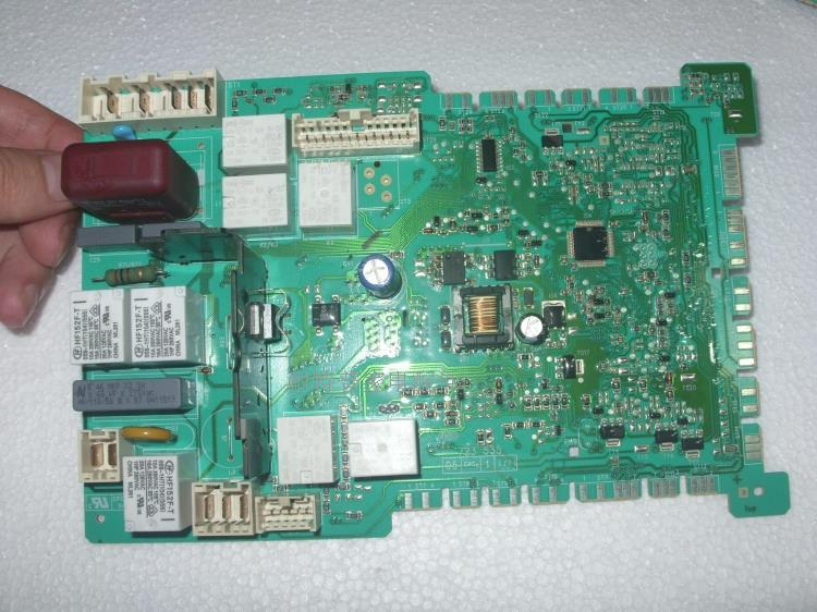 Original Siemens washing machine display board motherboard AKO 738122-01 AKO 731799-09 AKO 736011-03 все цены