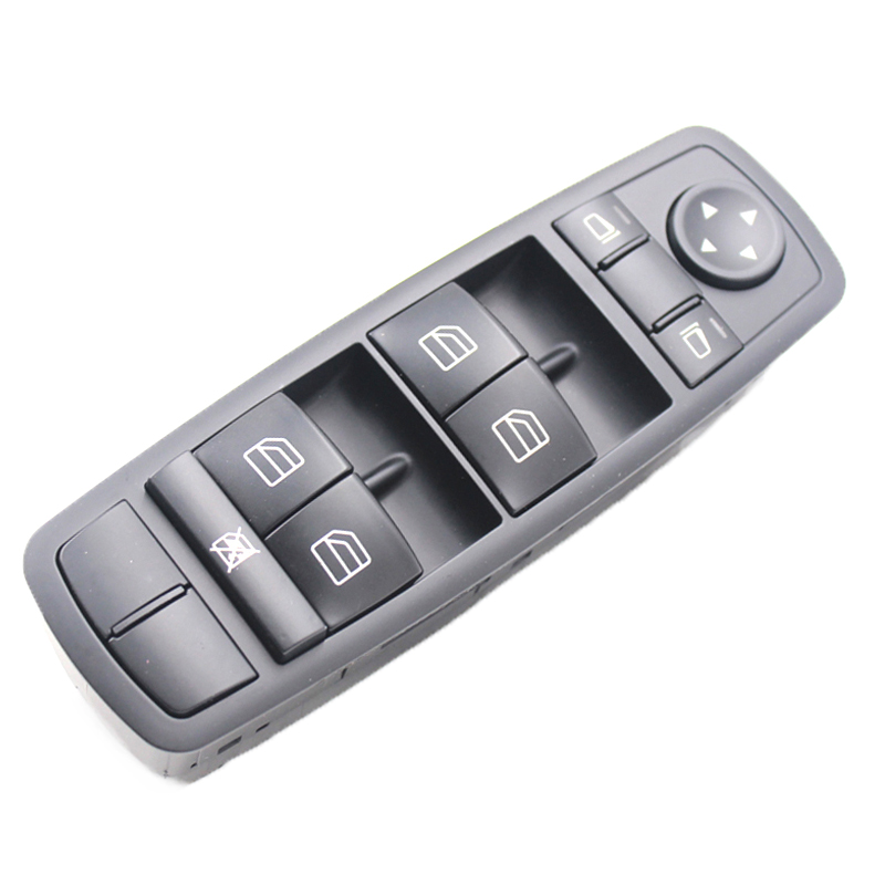 YAOPEI A2518300090 Κεντρικός διακόπτης καθρέφτη μπροστινής μπροστινής πόρτας για Mercedes W164 ML 2518300090