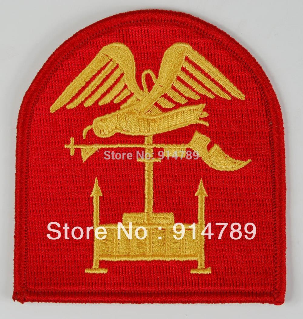 US UNITED STATES UNIFORM MILSPEC ARMBAND PATCH-32648