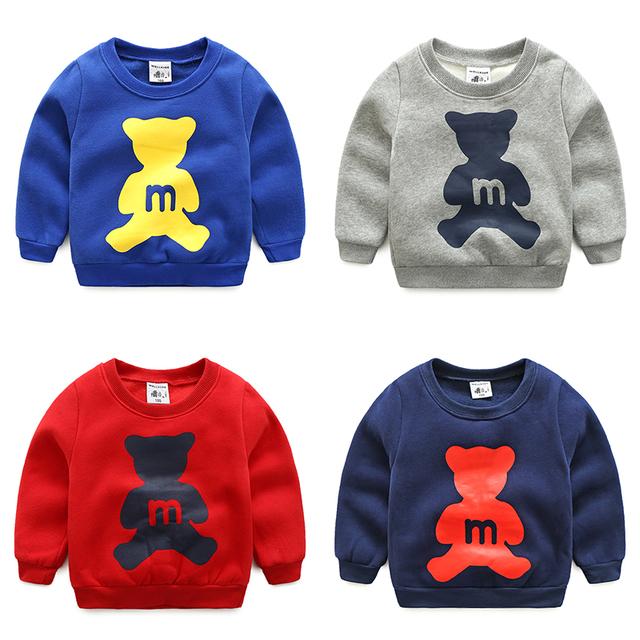 YN-247, primavera crianças meninos meninas de manga comprida camisola outerwear pullover