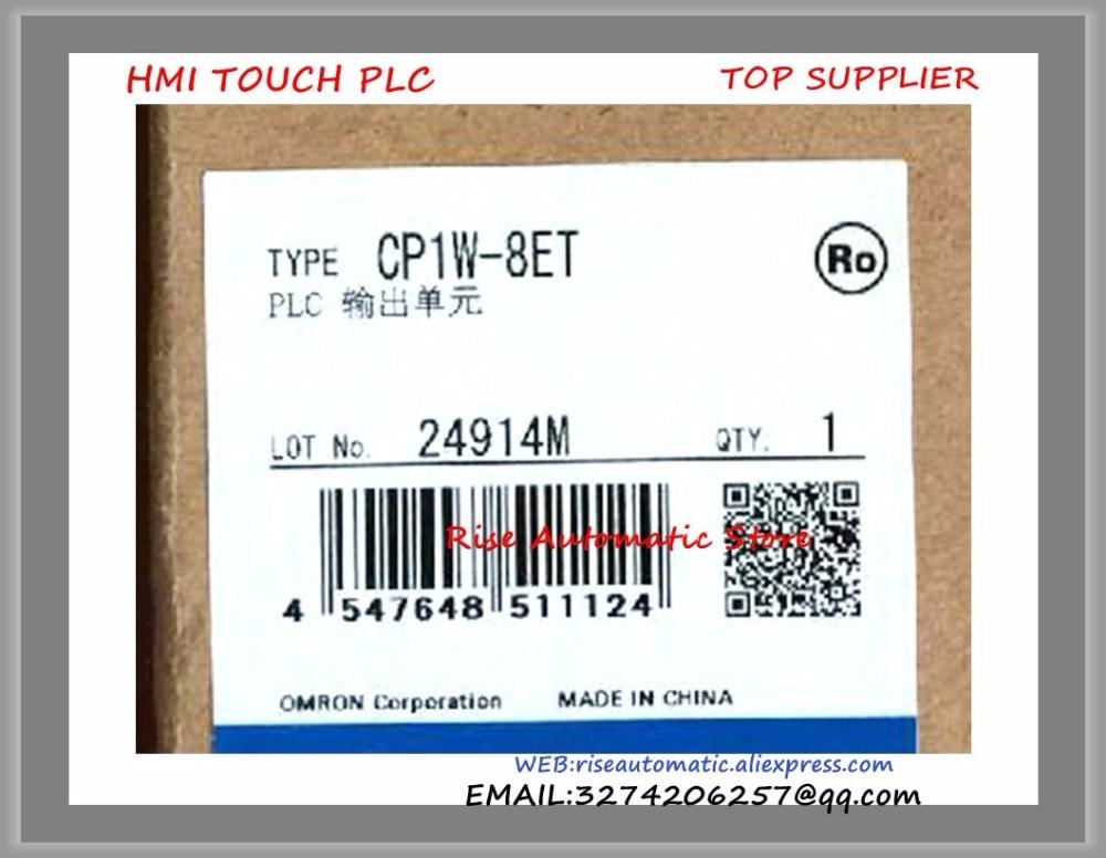 New original 8 DO Transistor Programmable Logic controller CP1W-8ET high-quality new original plc programmable logic controller module cp1w da041 high quality