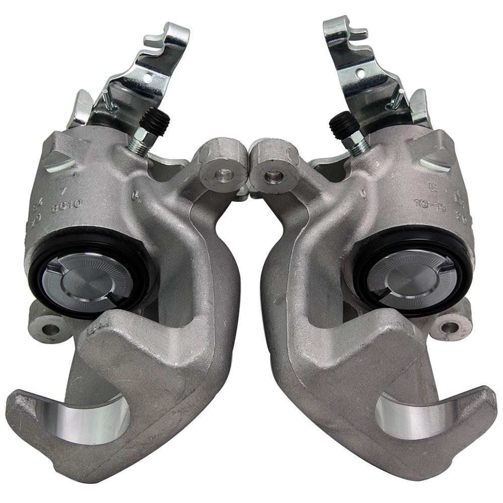 2x Rear Left & Right Brake Caliper for VW Golf 5 6 Audi A3 8P1 2003-2012 for Touran 1T1 1T2 1K0615424 1K0615423 Caliper