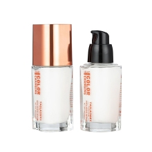 Moisturizing Oil Control Color Changing Foundation Makeup Base Face Liquid Cover Concealer Longlasting Gift Skin care